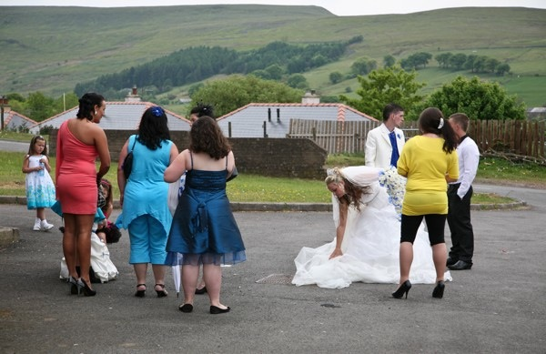 Gypsy Wedding