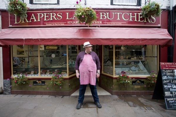 Shopkeepers of Leominster