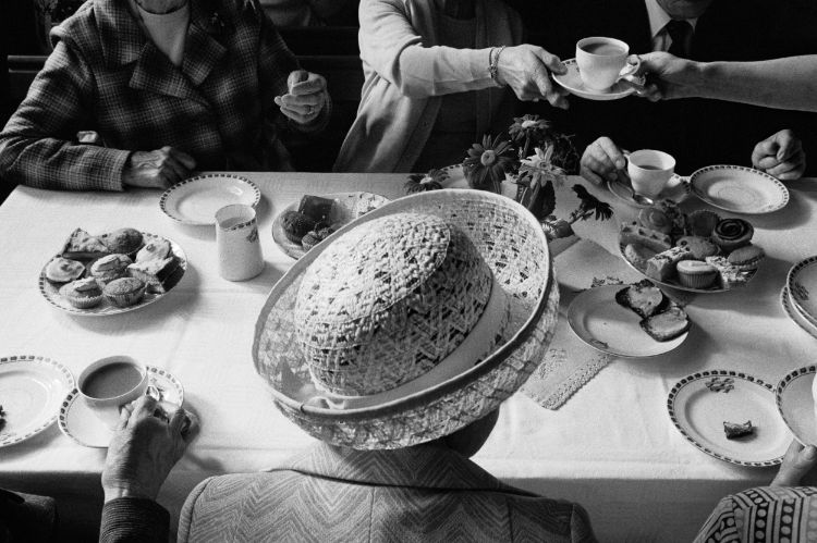 Boulderclough-Methodist-Chapel-Anniversary-Tea-Calderdale-From-The-Non-Conformists-1978-by-Martin-Parr