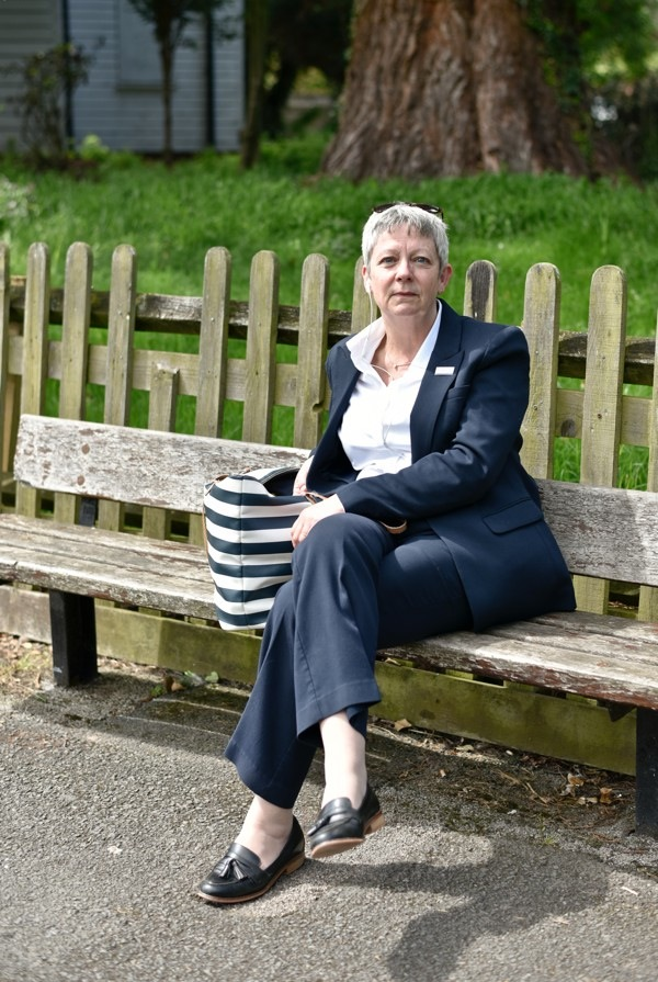 Relaxing in The Grange, Leominster