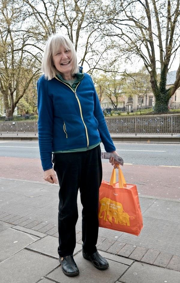 Joanna from Bristol