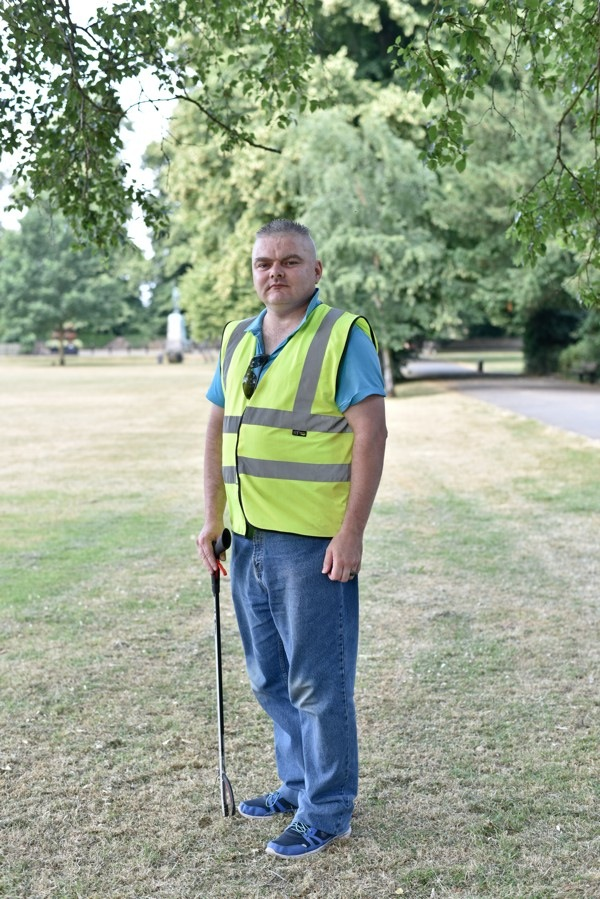 Litter Picker, Leominster 2018