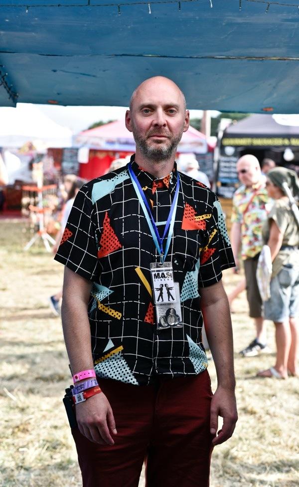 Dan Brown of Mash Cinema