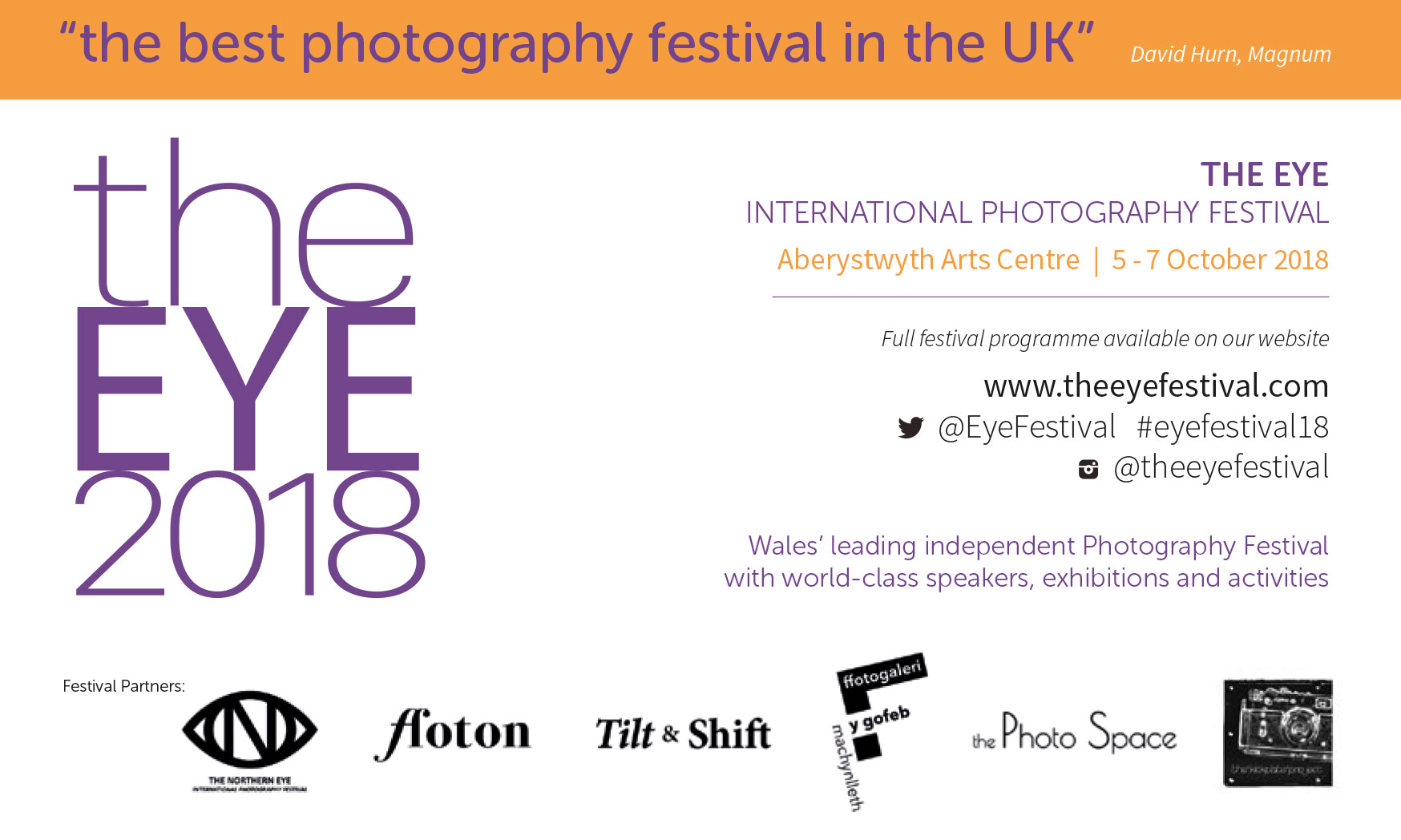 Eye Photography Festival2018