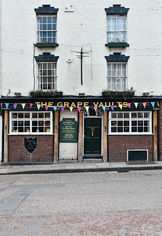 The Grapes, Leominster, May 2020