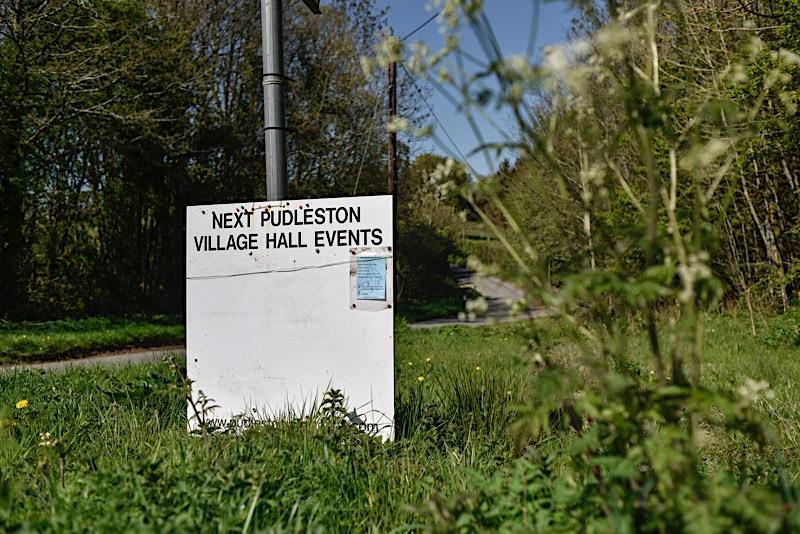 No Events, Near Leominster, April 2020