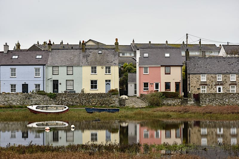 Anglesey, October 2019