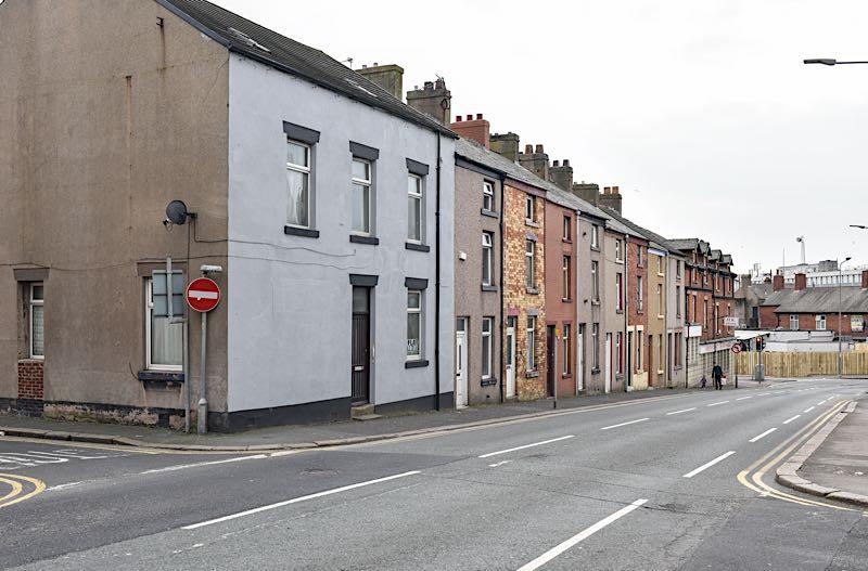 Barrow-in-Furness, April 2019